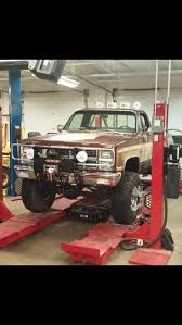 Classic Chevy Trucks Lifted - 145 best k10 images on pinterest lifted trucks 4x4 trucks and