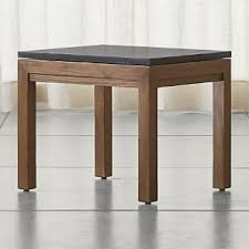 Black Accent Table Accent Tables Crate And Barrel