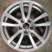 2007 lexus is350 lexus 74189s oem wheel 4261153160 4261153250 4261a53050