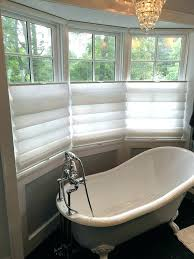 window treatment ideas for bathroom bathroom window treatments ideas aerojackson com