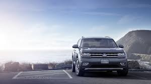 volkswagen atlas interior sunroof 2018 vw atlas suv priced from 30 500