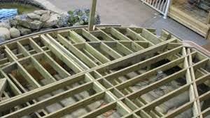 steam bending composite decking decks u0026 fencing contractor talk