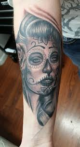 sugar skull tattoo tattoo shops in boise