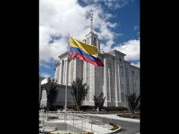 Bogota Flag Bogotá Colombia Lds Mormon Temple Photograph Download 21