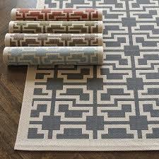 Geometric Outdoor Rug Indoor Outdoor Rug Ballard Designs