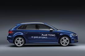 audi gas type type 8v audi a3 sportback tcng side view eurocar