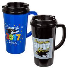 graduation mug bulk graduation 2017 plastic travel mugs 16 oz at dollartree