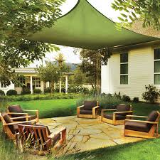 Coolaroo Patio Umbrella by Coolaroo Coolhaven 12 Ft Square Shade Sail Hayneedle