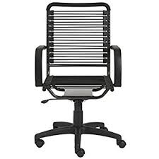Bungee Desk Chair Amazon Com Euro Style Bungie Low Back Adjustable Office Chair