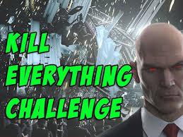 Challenge Kills Someone Kill Everyone Challenge Hitman 2016