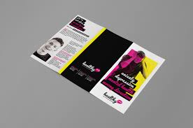 healthy mind brochure template pack brandpacks