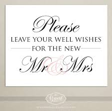 wedding guest book sign guest book sign printable wedding sign well wishes