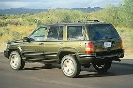 96 jeep laredo 1993 98 jeep grand consumer guide auto