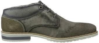 bugatti casual lace ups bugatti men u0027s f9235pr56 ankle boots shoes