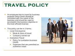 travel policy images Hr policies jpg