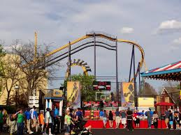 6 Flags In Chicago Six Flags Great America May 2014 Update Coaster101