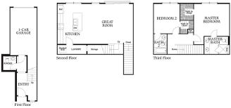 how many square feet is a 1 car garage plan 4 trumark homes trumark homes