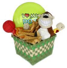 dog gift baskets large dog gift basket