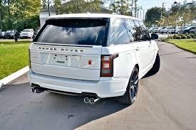 white range rover range rover khan white aspire autosports