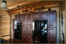 Pine Kitchen Cabinet Doors Fancy Brown Wheat Color Knotty Pine Kitchen Cabinets Come With