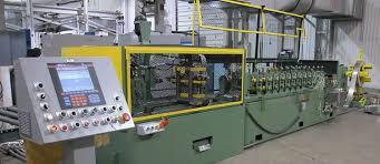 Precision Overhead Garage Doors by Garage Door Manufacturing Equipment