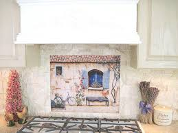 french country kitchen wall tiles video and photos