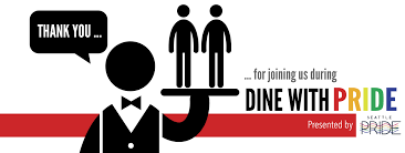 dine with pride citywide dining event to unite seattle u0027s lgbt