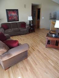 unfinished vs prefinished natural accent hardwood floors
