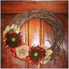 Fall Wreaths Diy Fall Wreaths Design Ideas 17805