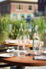mustang restaurants mustang outdoor dining alfresco wine summer livingston restaurants