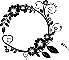 free vector graphic ornament frame flower free image