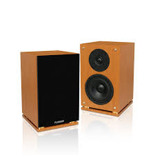 sx6 high definition two way bookshelf loudspeakers fluance