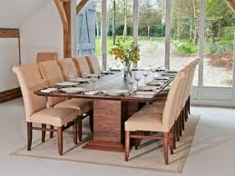 Huge Dining Room Tables Huge Dining Table Ideal Dining Table Set For Extendable Dining