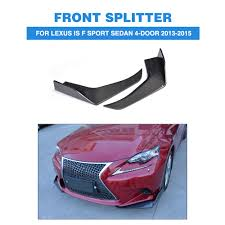 lexus isf bumper compare prices on 2014 lexus front lip online shopping buy low