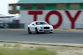 bentley gt3r watch the 2015 bentley continental gt3 r tested on ignition