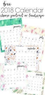 where can i buy a calendar free 2018 printable calendars refresh living