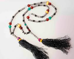 etsy beads necklace images Beaded necklaces vintage etsy ie jpg