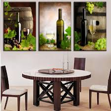 Dining Room Wall Art by Compare Prices On 3 Piece Dining Room Wall Art Online Shopping