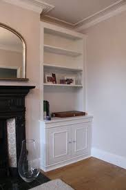 Built In Bookshelves Bespoke Bookcases London Furniture by Alcove Built In Storage Google Search Our House Pinterest