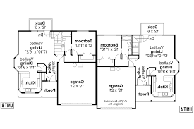 Multi Family Homes Floor Plans Floor Plans For Multi Family Homes Part 41 Two Story Duplex
