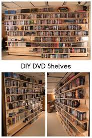 Dvd Movie Storage Cabinet What I U0027ve Been Up To Ceiling Shelving And Room