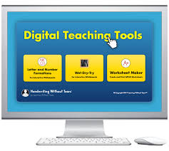 digital teaching tools learning without tears
