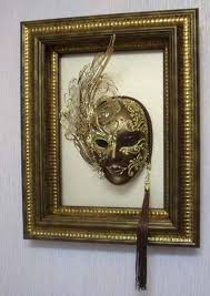 venetian home decor modern wall decoration with venetian masks made for a masquerade