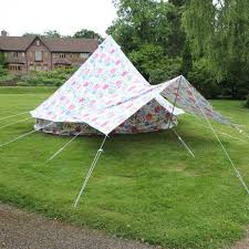 Bell Tent Awning Flower Tent Canopy Boutique Camping