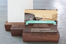 wooden menu block woden menu holder wedding name card or