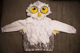 diy owl halloween costume jazzkatat