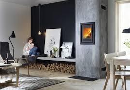 modern wood burning fireplace inserts binhminh decoration