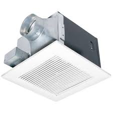 Bathroom Ceiling Extractor Fans Panasonic Fv 05vk1 Whispergreen 50 Cfm Standard Ceiling Mounted