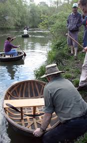 Woodworking Trade Shows 2012 Uk by Float Your Boat A Quick Course In Coracle Making Welsh