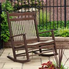 Luxcraft Porch Rocker Amish Yard Amish Zinn U0027s Mill Poly Loveseat Rocker Breezy Acres Collections